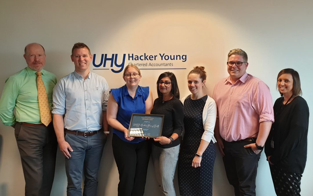 UHY Hacker Young (East) – 2019 Finalist, Specialist Team of the Year
