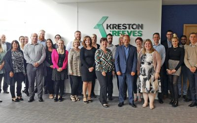 Kreston Reeves – 2019 Finalist, Large Firm, Client Service and Investing in People