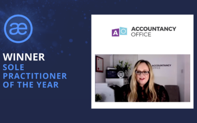 The Accountancy Office – 2020 WINNER – Sole Practitioner of the Year