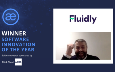 Fluidly – 2020 WINNER – Software Innovation of the Year