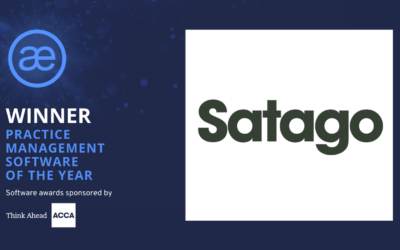 Satago – 2020 WINNER – Practice Management Software of the Year