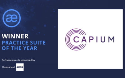 Capium – 2020 WINNER – Practice Suite of the Year