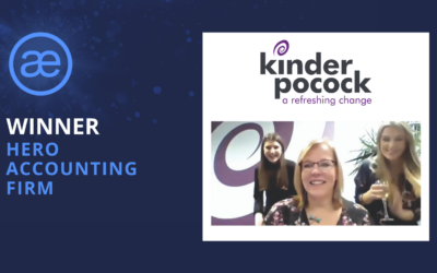 Kinder Pocock – 2020 WINNER – Hero: Accounting Firm